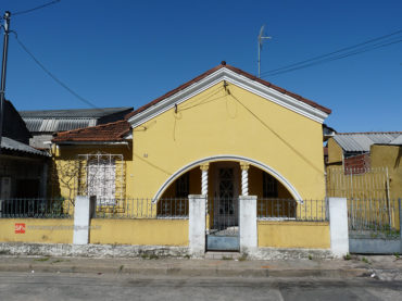 Casa Demolida – Rua David Mary, 39