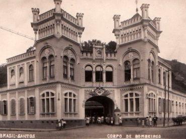 Corpo de Bombeiros de Santos 1909 & 2018