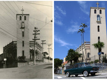 Colégio São José de Vila Matilde 1970 e 2014