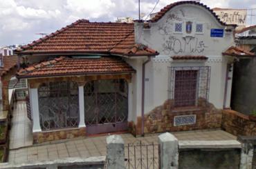 Casa Demolida – Rua Durval Clemente