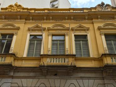 Sobrado de 1903 – Rua da Quitanda