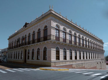 Palacete do Visconde da Palmeira