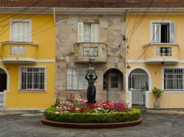 Vila na Rua da Mooca