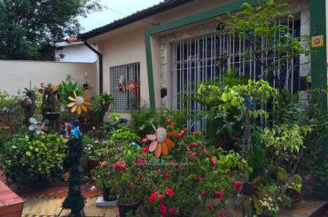 A casa dos meus avós paternos