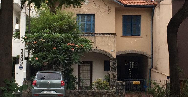 Sobrado – Avenida Vereador José Diniz