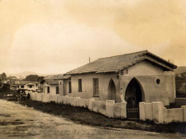 A casa de Dona Dora