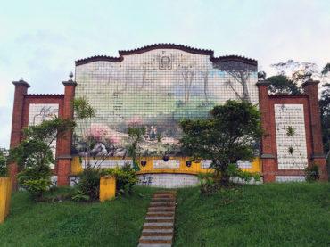 Mural da Rodovia dos Imigrantes