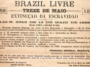 O 13 de Maio na imprensa de São Paulo