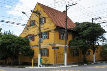 Casarão Demolido – Rua Conde de Itu, 697