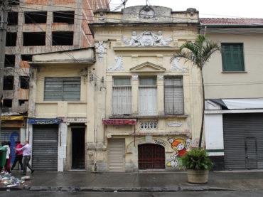 Casa de 1912 – Rua do Carmo, 107