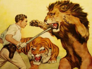 O Leão e o filho do Presidente
