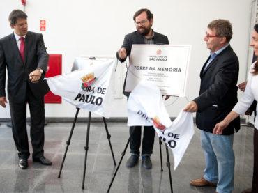 Prefeitura de São Paulo inaugura a Torre da Memória