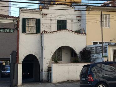 Sobrados antigos – Rua Itapicuru