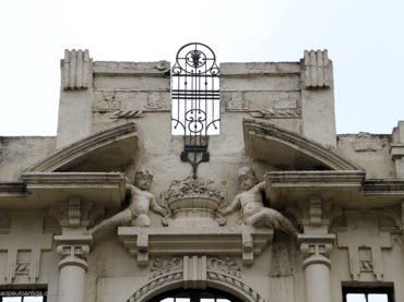 Fachada Antiga – Rua Florêncio de Abreu