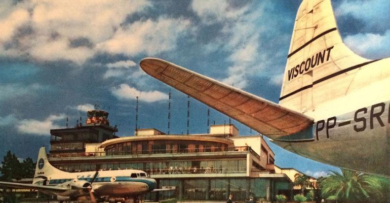 Aeroporto de Congonhas em 12 fotos nostálgicas