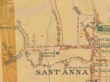 Como surgiu o nome de bairro e cemitério Chora Menino ?