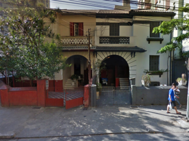 Casas Demolidas – Rua Frei Caneca