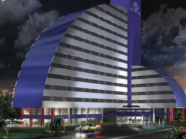 Hotel Mart Center / Blue Tree Plaza – Vila Guilherme
