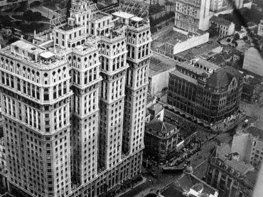 O real legado do Edifício Martinelli para o céu de São Paulo