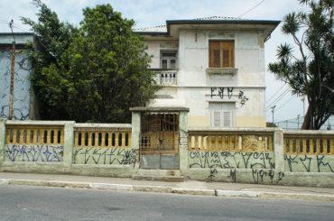 Casarão JL (demolido) – Avenida Gabriela Mistral