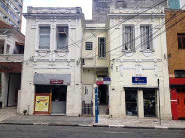 Sobrados – Rua Abílio Soares 269 a 271