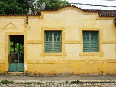 Casa – Rua Capitão Antônio Gomes