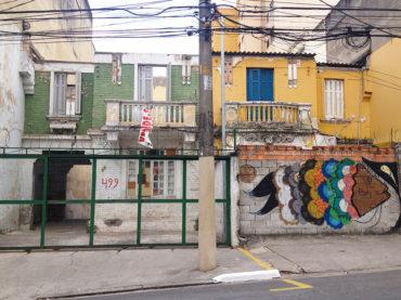 Casas Demolidas – Alameda Eduardo Prado 499 a 511