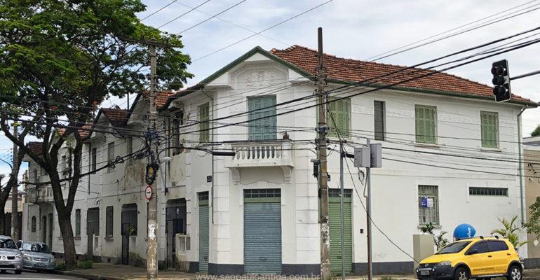 Conjunto geminado – Rua Anhanguera