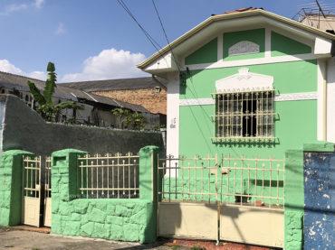 Casa – Rua Coronel João Dente