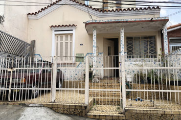 Casa – Rua Tenente Nilton Marcílio