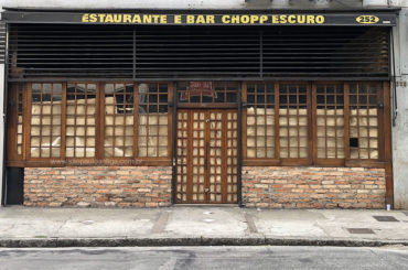 Chopp Escuro é outro restaurante do centro paulistano que fechou