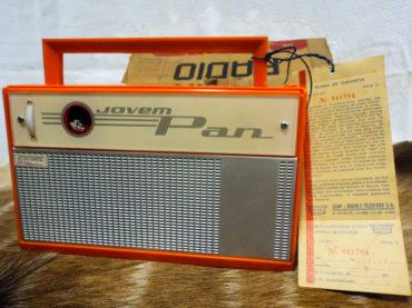 O rádio que só toca Jovem Pan AM