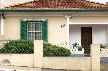 Casa Antiga – Rua Tanque Velho