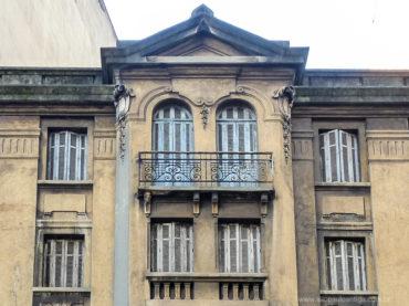 Edifício Antigo – Rua Xavier de Toledo, 150/156