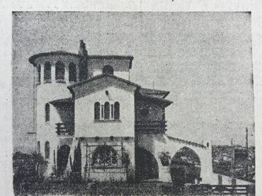 A casa escondida da Avenida Alfonso Bovero