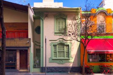 Sobrado – Rua Canuto do Val, 105