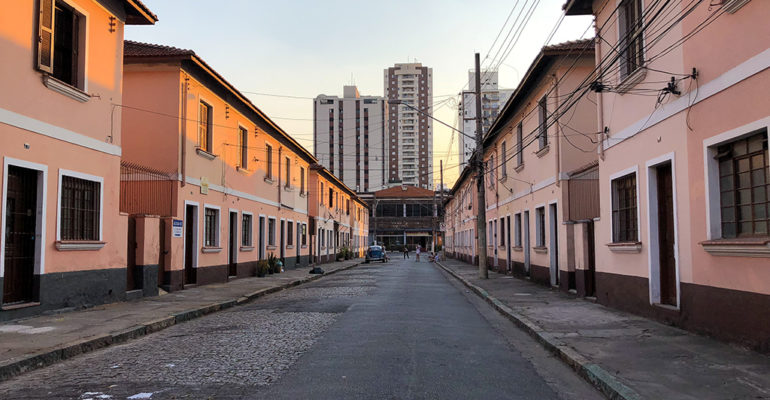 A Vila da Rua João Migliari