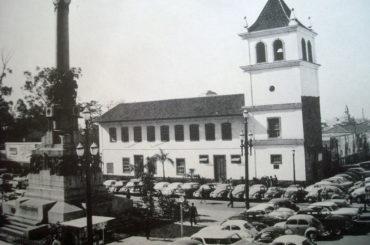 Breve história do Pátio do Colégio