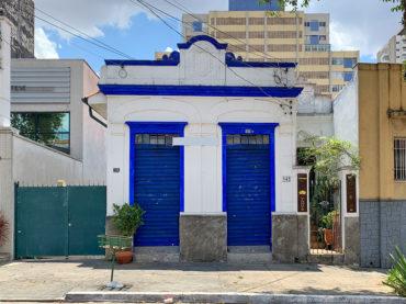 Armazém e Residência – Rua Mesquita