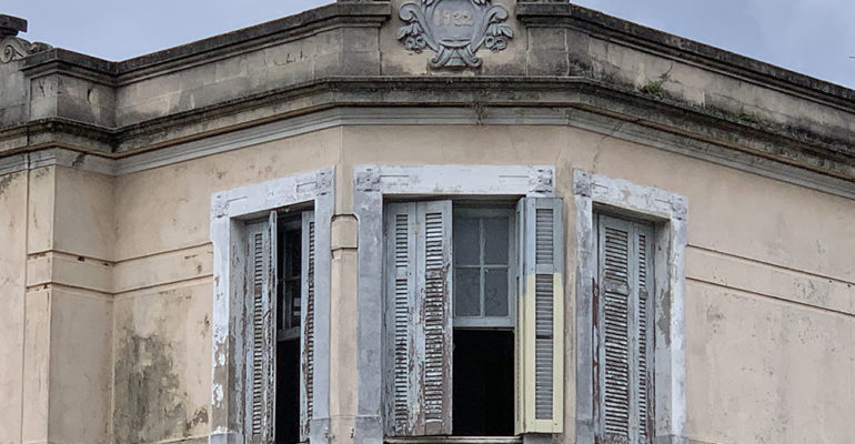 Casa e Armazém de 1932 – Rua Cesário Ramalho