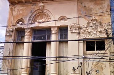 Casas Demolidas – Rua do Hipódromo, 42 e 53