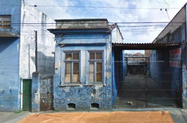 Casa Demolida – Rua Fernandes Silva, 253
