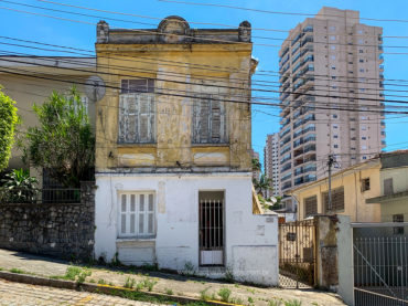 Casa – Rua Conselheiro Pedro Luís