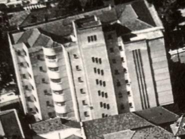 O primeiro prédio da Avenida Paulista