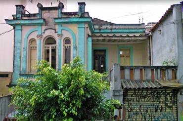 Casa Demolida – Rua Bela Cintra, 171
