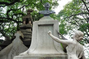 Do livro ao mausoléu – a história do túmulo do General Couto de Magalhães
