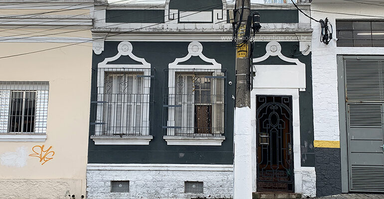Casa – Rua Toledo Barbosa