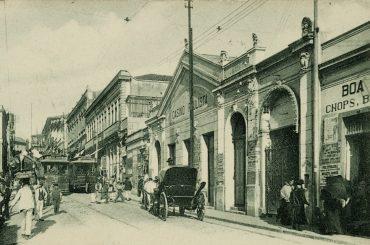 Como era a vida noturna, os restaurantes e os cafés entre 1900 e 1950 em São Paulo