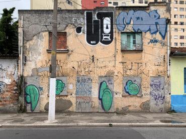 Residências – Rua Teixeira Leite 247 a 257