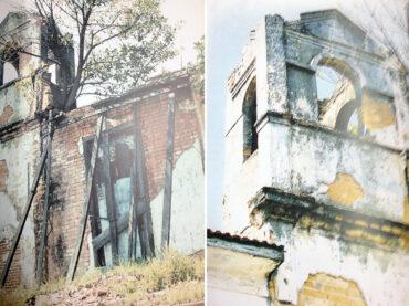 O triste fim da Capela de São Sebastião do Barro Branco